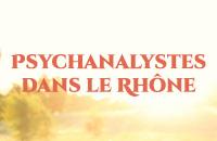 psychanalystes rhone